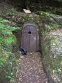 A Bátori-barlang felső (természetes) bejárata 2010. szept. 25..JPG